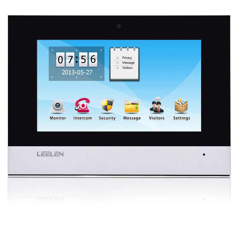 wideodomofony IP, leenlen, wideodomofony jednorodzinne, wideodomofony wielorodzinne, cyfrowe wideodomofon, analogowe wideodomofony